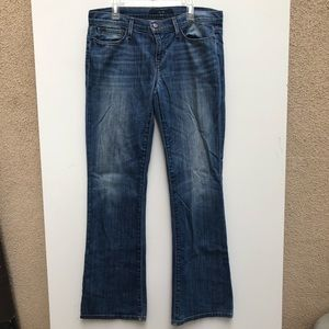 Joe's Jeans Provocateur Bootcut JeansDark Size 29